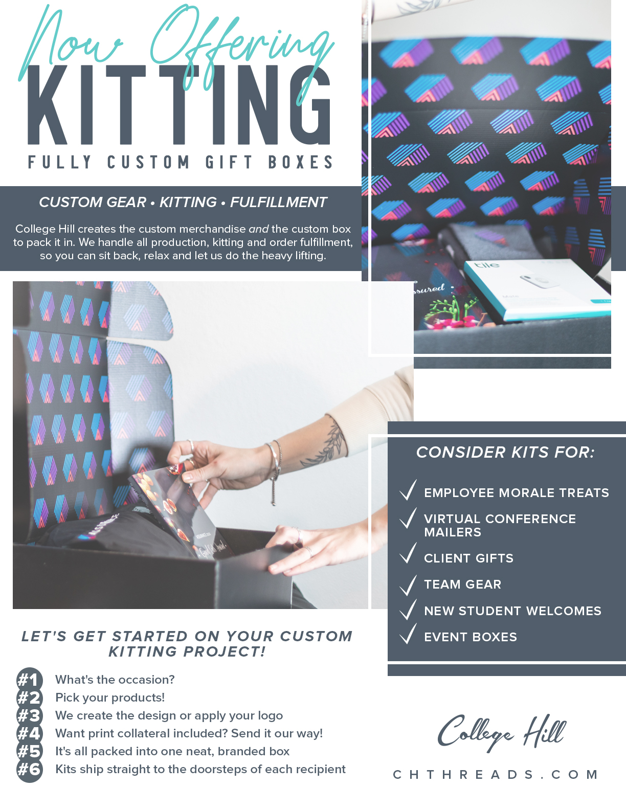 College Hill Kitting Service